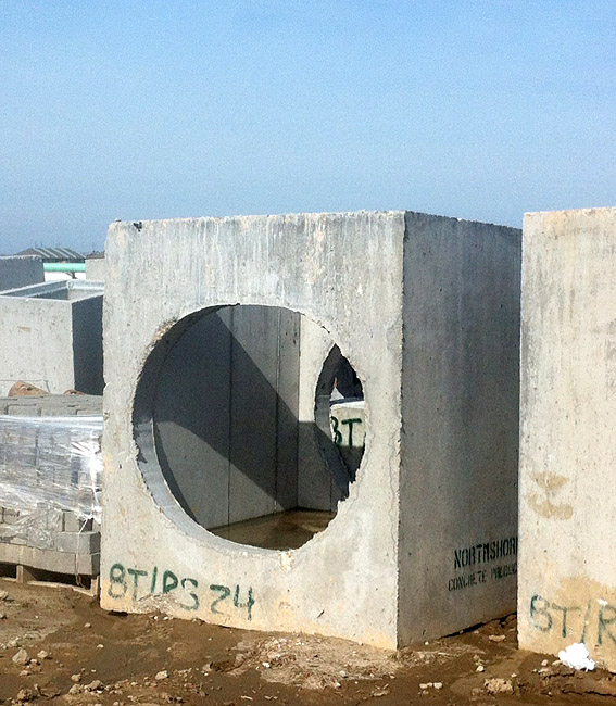 Precast Concrete Sewer Pipe : Everything from sewer manholes to asphalt coated pipe